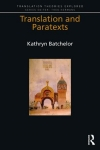 New Book: Translation and Paratexts by Kathryn Batchelor